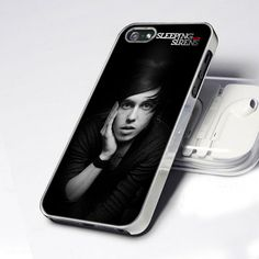 Kellin Quinn Sleeping With Sirens  design for iPhone 5 case. I'm now going to buy an iPhone 5 just so I can have this case. Haha seriously awesome