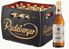 Radeberger galt als eines der besten Biere der DDR. Wohl deshalb war das Markenprodukt im Land selbst nur schwer erhältlich. Fast die gesamte Produktionsmenge ging in den Export. Heute zählt Radeberger zu den meistgetrunkenen Biermarken im Osten. Gebraut wird unverändert im sächsischen Radeberg, einer Kleinstadt bei Dresden. Schon 1872 begann dort die Geschichte des Unternehmens, das nach eigenem Bekunden als erste deutsche Brauerei ausschließlich nach Pilsner Brauart produzierte.