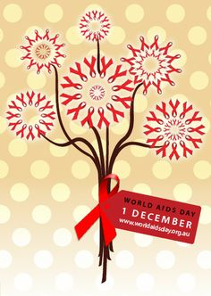 Australian 2012 | World AIDS Day Poster