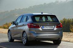 BMW presenteert B-klasse concurrent: 2-serie Active Tourer