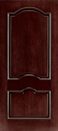 JELD-WEN E0412 Custom Wood All Panel Interior Door from waybuild