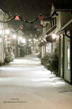 Reasons to Travel to Sweden During Winter Sigtuna, Sweden
