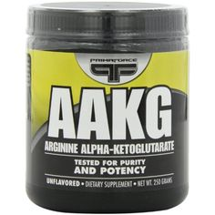 Primaforce Arginine Alpha-ketoglutarate, Unflavored, 250 Grams ** See this great product. (This is an affiliate link and I receive a commission for the sales)