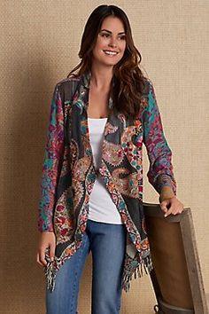 Jamila Jacket from Soft Surroundings