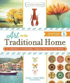 The Custom Art Collection - Art for the Traditional Home:...