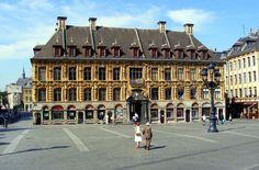 Vieille bourse Lille 59 Nord