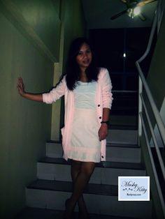 [LOD 81413]: Pink a boo! | MushyKitty 4 Hours Of Sleep, Have A Good Sleep, Shirt Dress, Pink, Closet, Shirts, Dresses, Style, Fashion