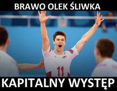 Brawo Olek   onetSport #volleyballplayers#volley#volleyball#sport#ligaświatowa#worldligue#siatkówka#pilkapobloku#kadra#reprezentacja