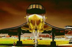 Concorde at Heathrow, 2004. The airliner made a net average profit of roughly £30m a year, ie about £500m net profit over her 27 year commercial lifetime.