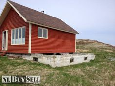 For sale by owner. Cabin for sale on southern in St. Cabins For Sale, Newfoundland And Labrador, Cabin Fever, St John's, Shed, Southern, Buy And Sell, Outdoor Structures, Stuff To Buy