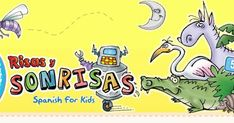 It has been a while since I've had the opportunity to review a Spanish learning curriculum, so today I'm happy to share with you Risas y...