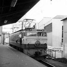 東京駅1971・9 Vehicles, Trains, Japanese, Japanese Language, Car, Vehicle, Tools
