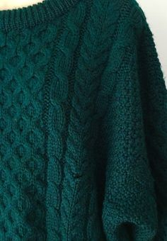 Hunter Sweater from Etsy