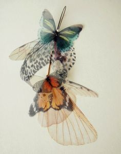 Light Dreamy Butterfly Jewelry by Derya Aksoy   Beads Magic