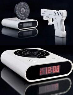 Yo quiero un despertador de estos
