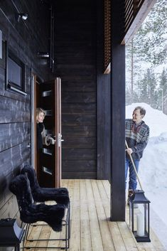 Inspiration for natural holiday homes and log cabins - Honka