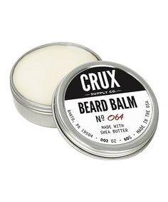 Another great find on #zulily! Shea Butter Beard Balm #zulilyfinds