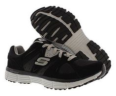 Skechers 51223/ BKGY Mens Agility Outfield- Choose Size 10 M. ~NEW #Skechers #Causal