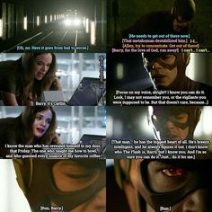 Snowbarry AU - Part 21/25 creds: @itsjusta_script on IG Stupid Funny Memes, Funny Relatable Memes, Barry And Caitlin, Star Labs, The Flash Grant Gustin, Snowbarry, Killer Frost, Superhero Villains, Supergirl And Flash