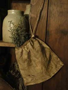 I love ditty bags !