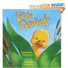 A great baby gift--the kids each selected their favorite picture book to gift to a new cousin.