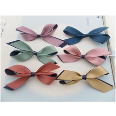 Diy clothes accessories hair accessory semi finished handmade ribbon bow pony-tail accessory wholesale free shipping. $9.98