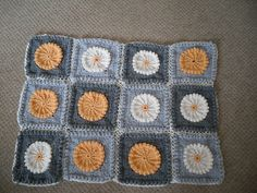 Ravelry: Project Gallery for Matelassé Afghan pattern by Priscilla Hewitt