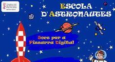 projecte astronautes educacio infantil - Cerca amb Google