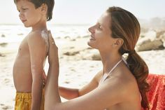 There is new research out that reveals that the chemicals used in sunscreens may be estrogenic and endocrine disruptors. The physical layer formed by these mineral sunscreens provides water-resistant protection from both UVB and UVA rays. Uva Rays, Endocrine Disruptors, Body Tissues, Hair Hacks, Hair Tips, Ultra Violet, Sunscreen, Body Care, Hair Beauty