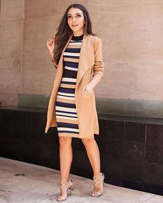 23 Stunning Fall Dresses Outfit Ideas For Beautiful Women Fashion Place Office Outfits Women, Summer Work Outfits, Casual Work Outfits, Business Casual Outfits, Professional Outfits, Mode Outfits, Stylish Outfits, Dress Outfits, Fashion Outfits
