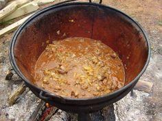 Ak ste na blogerskej chate jednou zo základných stravných jednotiek bude kotlíkový guláš. Ten si proste musíte dať, teda musí ho niekto uvariť. Kotlíkový guláš je klasické jedlo varené na prírodnom…