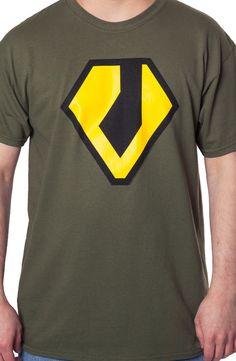 Zentradi Logo Robotech T-Shirt: Robotech Shirts