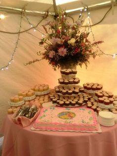 Va. Rep Cinderella ball Princesses desserts