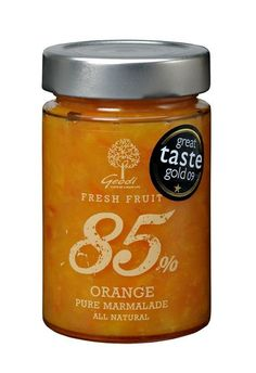 Extra pure orange jam by Geodi