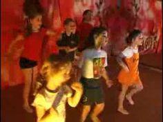 Tre Passi Avanti - Baby Dance Di Gruppo - Bimbo Hit Tv