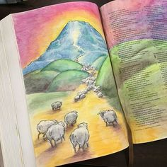"""""""My sheep hear my voice, and I know them, and they follow me: and I give unto them eternal life; and they shall never perish, and no one shall snatch them out of my hand."""" ❤️ John 10:27-28"""