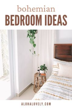 Create the bohemian bedroom of your dreams. - boho style - boho bedroom decor - boho chic - bedroom ideas - bohemian bedroom decor - boho chic inspiration bedroom decoration - boho living room - bedroom diy #bohobedroom #bohochic #bedroomdecorideas Bohemian Bedroom Decor, Boho Living Room, Living Room Bedroom, Sell House Fast, Dream Master Bedroom, Bohemian Interior Design, Creative Home, Home Renovation, Home Buying