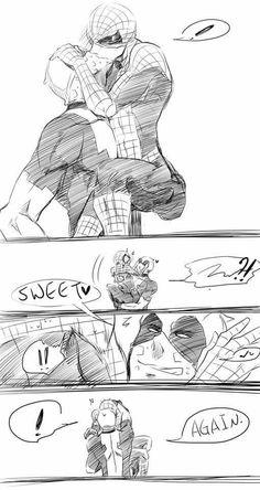 Deadpool: aww cute✨
