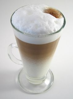 latte - I make one ever morning! Skinny and flavored :)