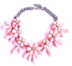 """""""Dainty"""" Necklace from prettyinpynk.com ~ Perfect for Spring Fashion"""