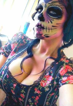.❤❤ SUGAR SKULL GIRLS ❤❤                      ☠☠☠ [  0018  ] ☠☠☠