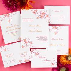 Tropics (Invitation Link - http://www.occasionsinprint.com/pinterest-board---spring-wedding-invitations.html