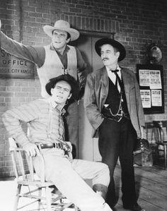 Gunsmoke - Chester, Doc, and the Marshal