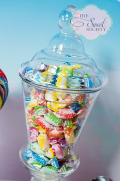 """love the jar for a """"candy bar."""""""