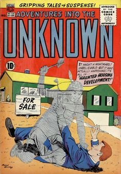 This book has 36 pages and was uploaded by unknown on June The file size is Publisher is American Comics Group / ACG Comic Book Plus, Comic Book Covers, Comic Books Art, Old Comics, Marvel Comics, Tales Of Suspense, Horror Comics, Classic Comics, Silver Age