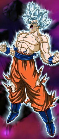 Goku Master #UltraInstinct #DragonBallSuper
