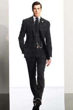 Ralph Lauren | Fall 2010 Menswear Collection | Style.com