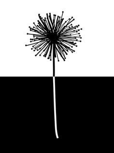 compartidísimo: Vectores, brushes, patterns e inspiración basada en el Diente de león (Dandelion)