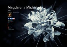 Magdalena Michniewicz's page on about.me – http://about.me/arida