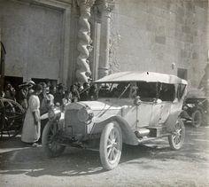 Boda familiar. Monasterio Santa Faz 1919. . Archivo Ayuntamiento Colección: RAMÓN VIDAL IRLES